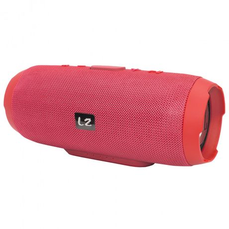 Колонка Bluetooth TG Charge 3+ Красный