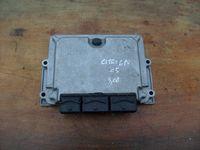 Komputer sterownik silnika Citroen C5 3,0 B V6 963.7137.380
