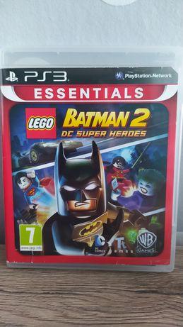 Gra Lego Batman DC super Heroes na konsole ps3 playstation 3