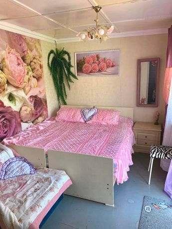 Розовый домик возле моря на 10 ст. Б.Фонтана