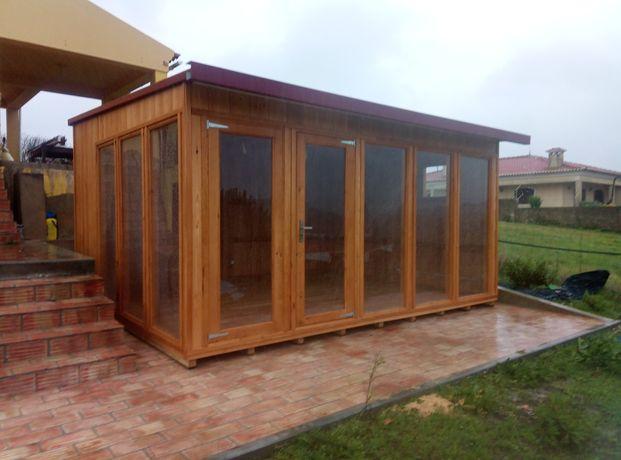 anexos em madeira / esplanada  - Madeira&Conforto