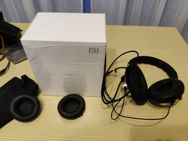 Продам наушники Xiaomi Mi Headphones Black