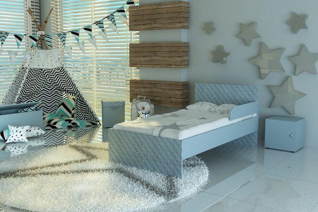 Łóżko dla dziecka ,dziecięce+materac piankowy 10cm.DARMOWA DOSTAWA