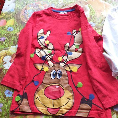 Bluzeczki na Boże Narodzenie dla chłopca ⁹