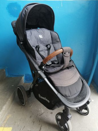 Детская коляска EL Camino Expert ME 1022L Graphite