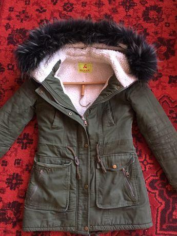 Зимняя парка, куртка, пальто