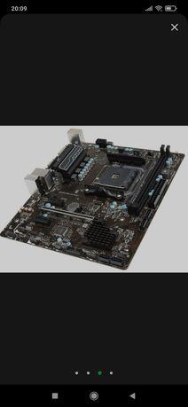AМ4 ryzen a8 9600 8gb DDR4