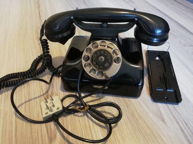 Telefon stacjonarny zabytek PRL kolekcja telkom