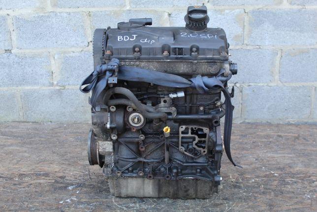 Двигатель Двигун Мотор BDJ BST VW Caddy Кадди 2.0 SDI