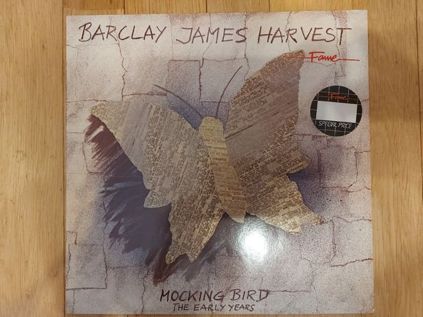 Barclay James harvest, Mocking Bird-The Early Years, Ger, 1985, bdb-