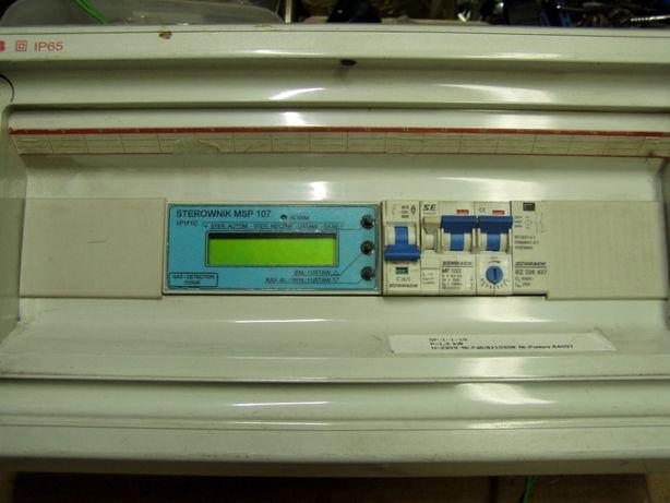 skrzynka sterownicza dla pomy 1-fazowej