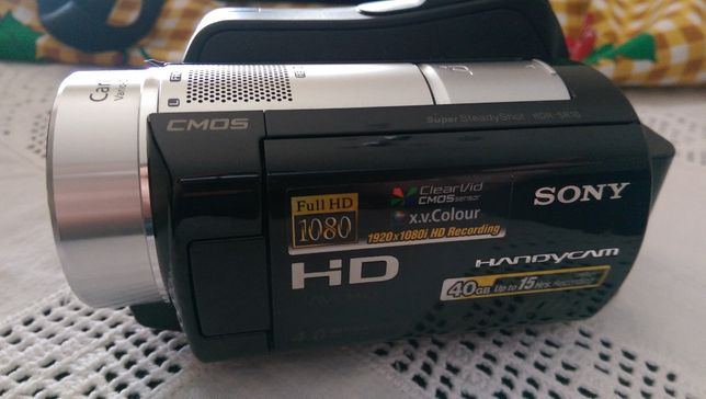 Camera de Video Sony HDR-SR10 (Como nova)
