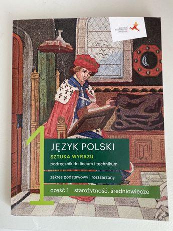 Sztuka wyrazu 1 część 1 jezyk polski gwo klasa 1