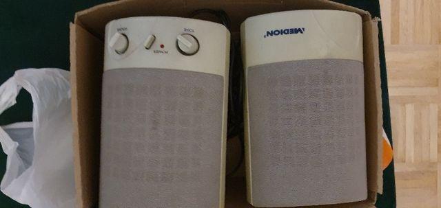 głośniki do komputera medion