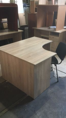 стол угловой офисный 20шт