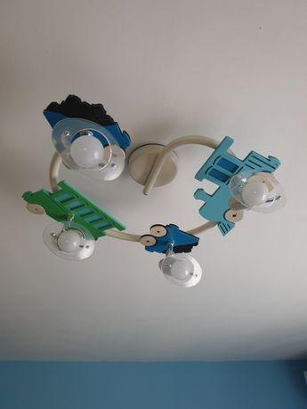 Lampa  sufitowa do pokoju dla dzieci