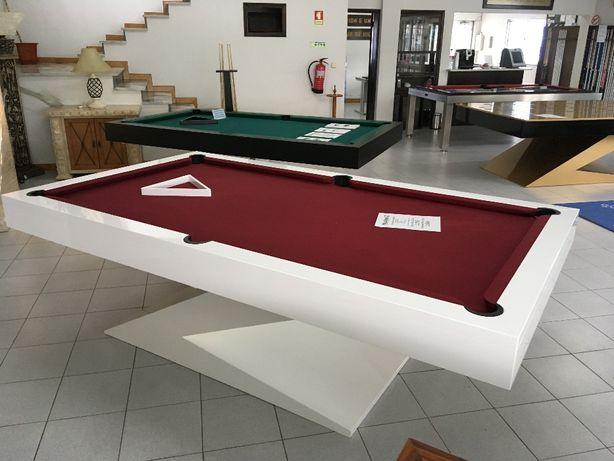 Mesa de Bilhar - Snooker - Nova