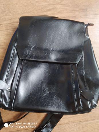 Torebka plecak nowy