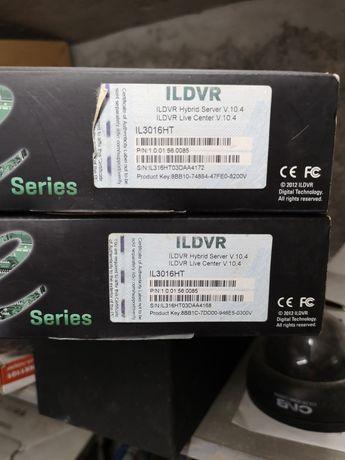 Плата под видеонаблюдение 16 и 8 канальные IL DVR
