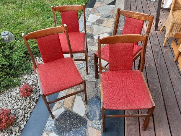 Krzesła - PRL - vintage - remont