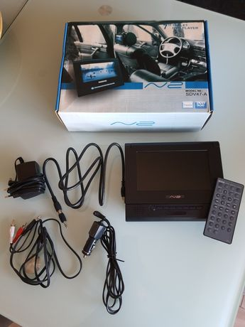 Tablet DVD player