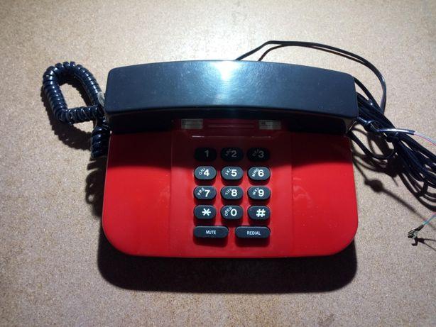 Telefon stacjonarny przewodowy lata 90