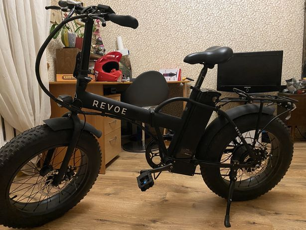 Электровелосипед Revoe dirt vtc 20