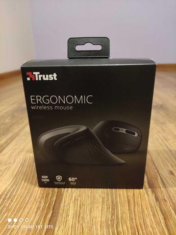 Nowa mysz ergonomiczna Trust