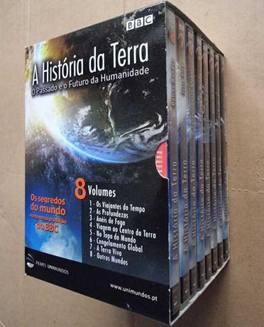 Série documental da BBC - A História da Terra