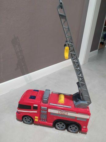 Wóz strażacki dla dzieci