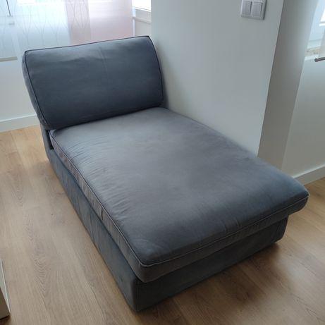 Sofá IKEA KIVIK chaise longue
