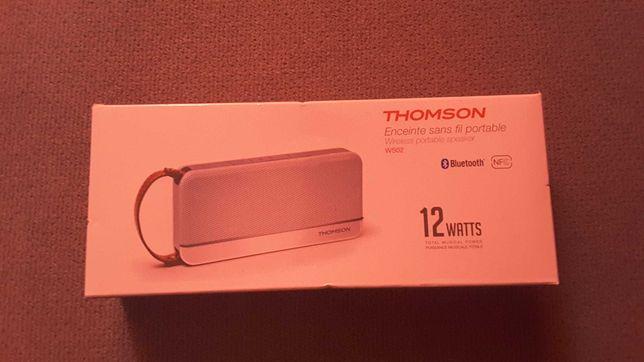 Przenosny glosnik Thomson WS02, 12 watts z NFC