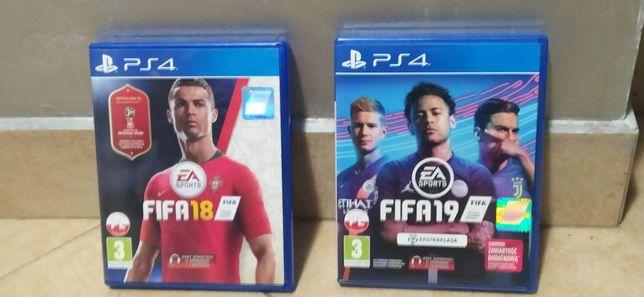 FIFA 18 fifa 19 PS4