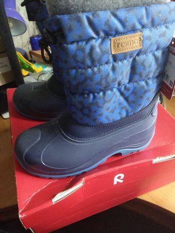 Reima сапоги ,ботинки на мальчика