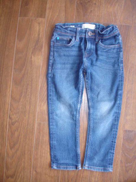 Фирменные denim стрейчевые джинсы мальчику 4 лет идеал