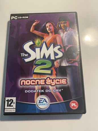 Gra the sims 2 nocne życie