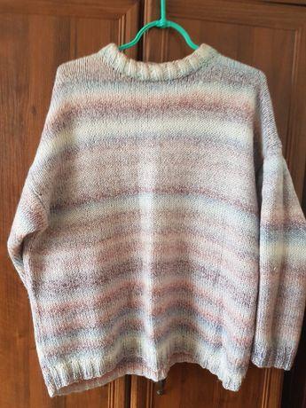 Sweter wełna jak z Veclaim.H&M roz.L