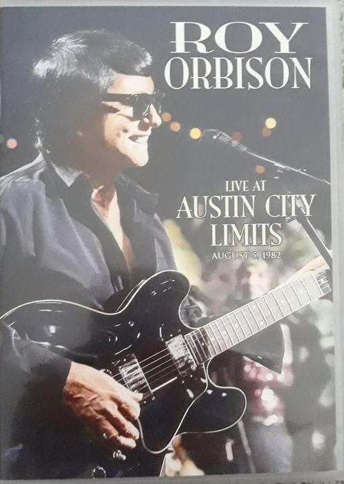 DVD Roy Orbison Live At Austin City Limits Olivais - imagem 1