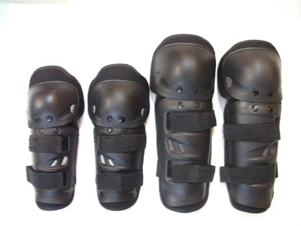 Ochraniacze Sportowe na Nogi i Ręce Solidne