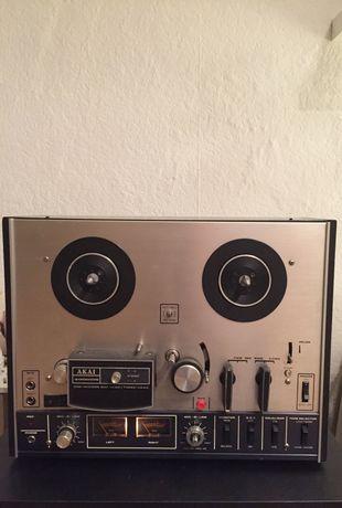 Magnetofon szpulowy AKAI 4000 DS