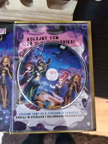 Bajka DVD Munster High