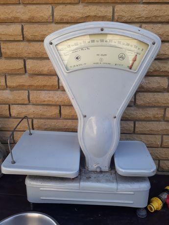 Весы механические СССР