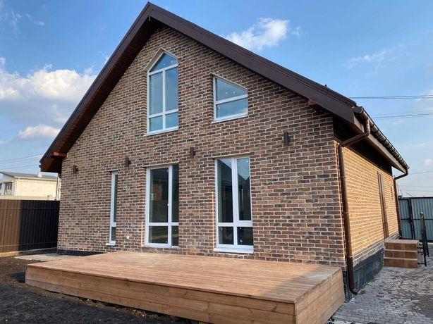 Новый красивый дом 120м2