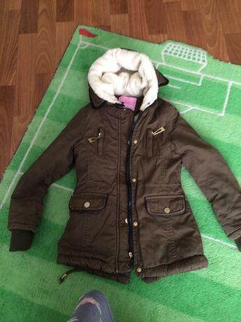 Демисезонная куртка 3-4года