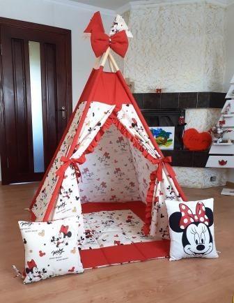 Стильный вигвам. Детский домик. Удобный шалаш. СУПЕР Подарок ребенку.