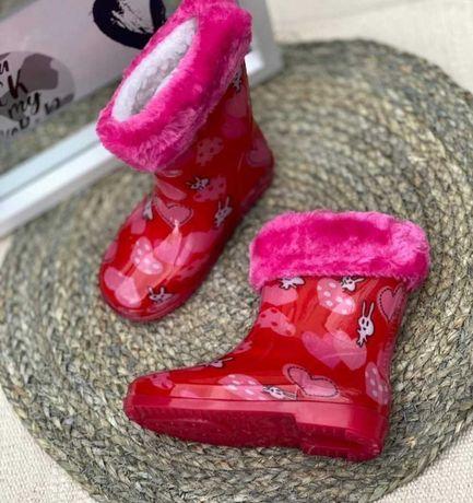 Резинові чобітки нові чоботи гумаки