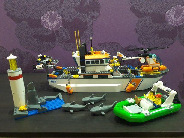 Настольная игра LEGO Патруль береговой охраны 60014