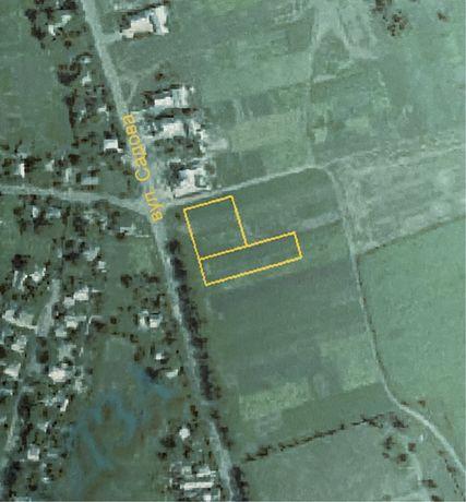 Продаю земельну ділянку.