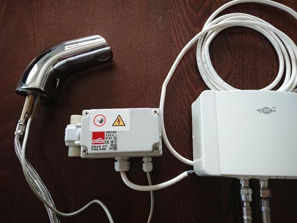 Bateria bezdotykowa Oras wraz z podgrzewaczem