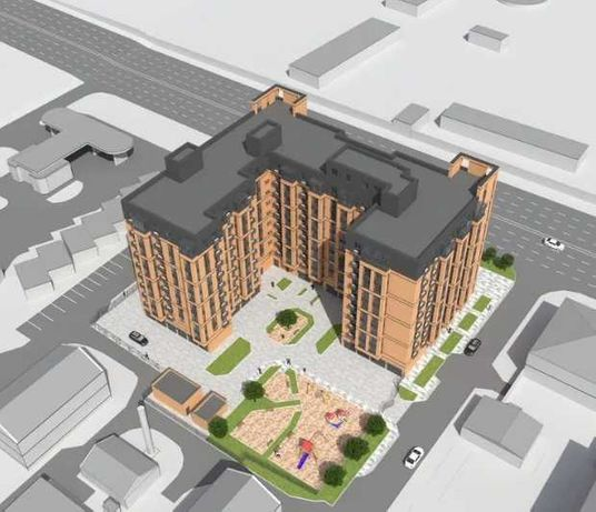 Продам 2-х 68м квартиру в новострое на Аржанова 1 секция